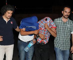 Kuşadası'nda çaldılar, İzmir'de yakalandılar