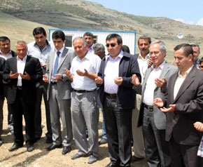 7 köye rüzgar türbini kurulacak