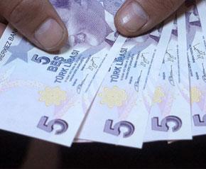 Yeni 5 liralık banknotlar piyasada