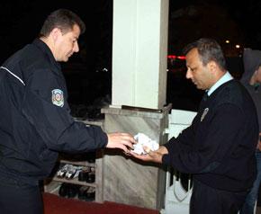 Denizli'de şehit polisler için mevlit okutuldu