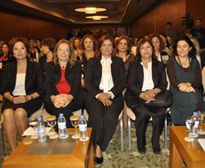 CHP'li kadınlar Kuşadası'nda toplandı