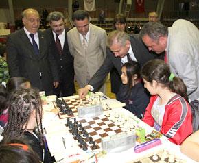 Satranç Turnuvası başladı