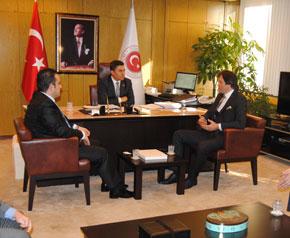 DENİB'den Ankara çıkartması