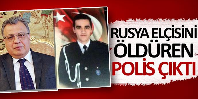 Rusya elçisini öldüren polis çıktı