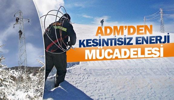 ADM'den kesintisiz enerji mücadelesi