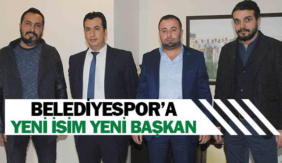 Belediyespor'a yeni isim yeni başkan