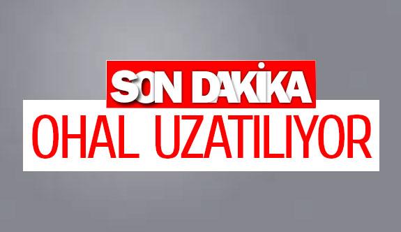 Hükümetten kritik 'OHAL' açıklaması