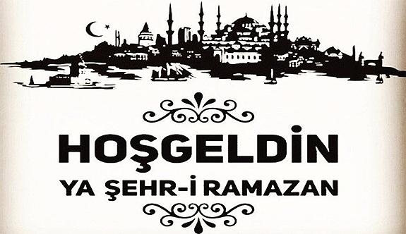 Hoşgeldin Ya Şehr-iRamazan