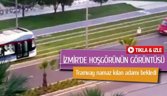 İzmir'de hoşgörünün görüntüsü