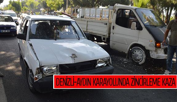 Beşiktaşta zincirleme kaza 66
