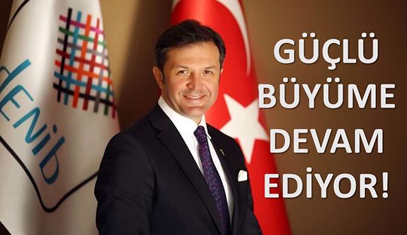 """""""Türkiye güçlü şekilde büyüyor"""""""