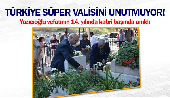 Türkiye süper valisini unutmuyor!