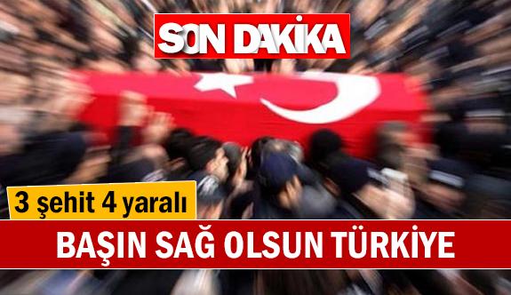 Başın sağ olsun Türkiye