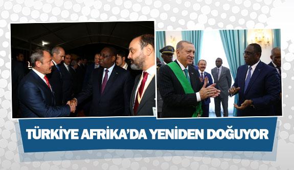 Türkiye Afrika'da yeniden doğuyor