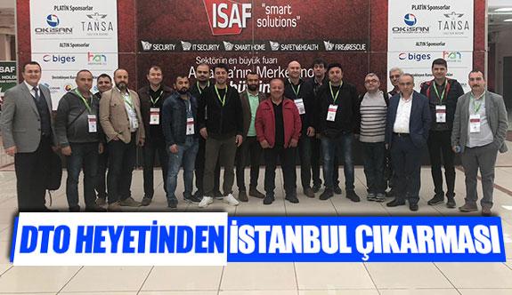 DTO heyetinden İstanbul çıkarması