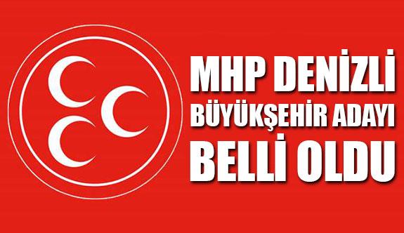 MHP Denizli büyükşehir adayı belli oldu