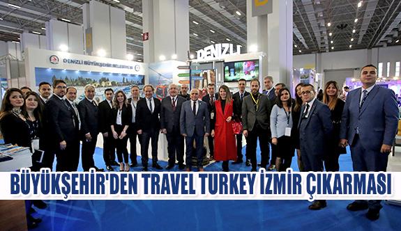 Büyükşehir'den Travel Turkey İzmir Çıkarması