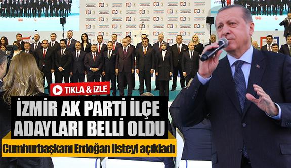 İzmir Ak Parti ilçe adayları belli oldu
