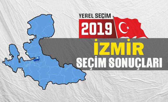 İşte İzmir Belediye başkan adayı sonuçları