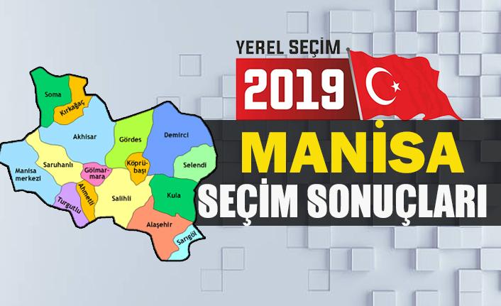 İşte Manisa Belediye başkan adayı sonuçları