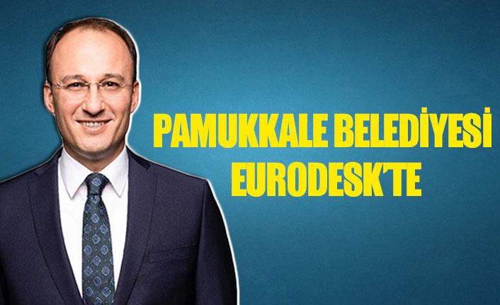 Pamukkale Belediyesi eurodesk'te