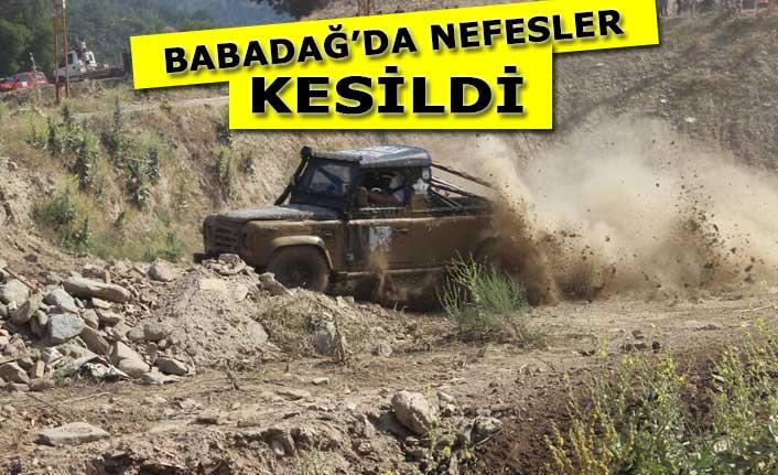 BABADAĞ'DA NEFESLER KESİLDİ