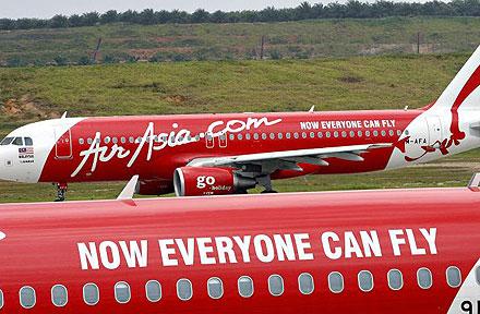 Airasia sipariş verdi sektörün ağzı açık kaldı