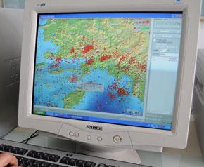 Marmaris'te 20 günde 439 deprem meydana geldi