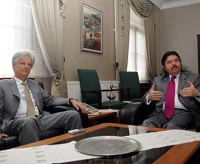 Avusturya Muğla ilişkileri bu ziyaretle gelişecek