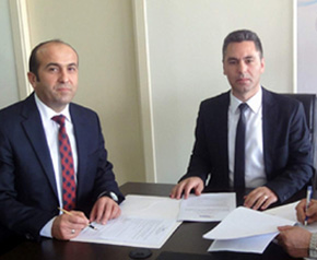 Destek projeleri imzalandı