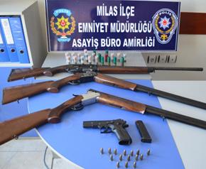 Türk kovboylar yakalandı