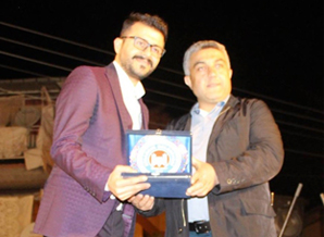 Hisarcık'ta Abdullah Beyhan coşkusu