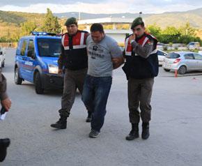 Banka soyguncusu 650 bin lira ile yakalandı