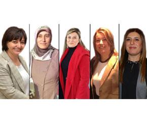 Başkan adayları Ankara'ya gidemedi!