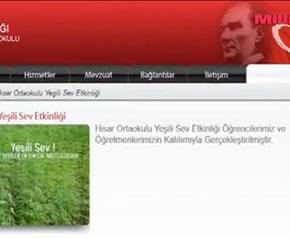 MEB'in internet sitesinde Acıpayam skandalı