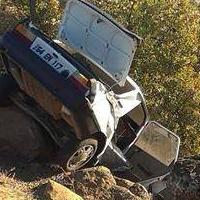 Uşak'ta Trafik Kazası 1 ölü !