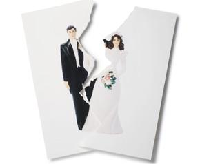 Evlenmiyor, boşanıyoruz!