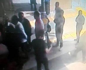Adliye'de bomba paniği