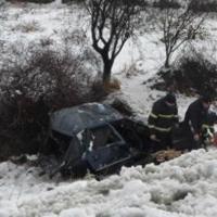 Trafik Kazası 1 ölü 3 Yaralı