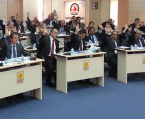 Denizli Büyükşehir Belediyesi' nin bütçesi belli oldu