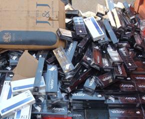 15 bin paket yakalandı