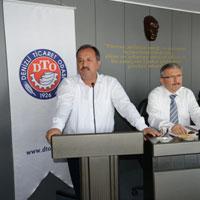 DTO'na 1054 firma kaydını yaptırdı