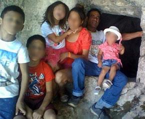 6 çocuk babası eski koca katliam yaptı