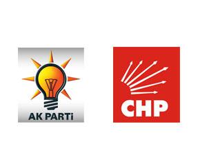 Afyonkarahisar'da AK Parti CHP polemiği
