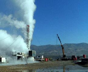 Jeotermal fabrikasında feci ölüm