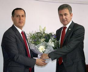DDH'ya Osman Acar atandı