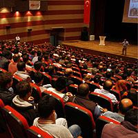 O seminer Muğla'da yapıldı!