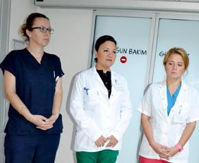 4 hastaya umut oldu