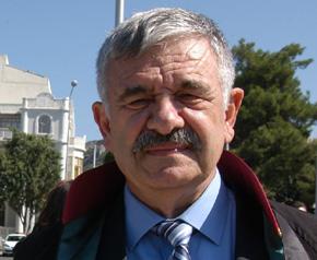 Muğla Baro Başkanı Denizli'de kaza yaptı