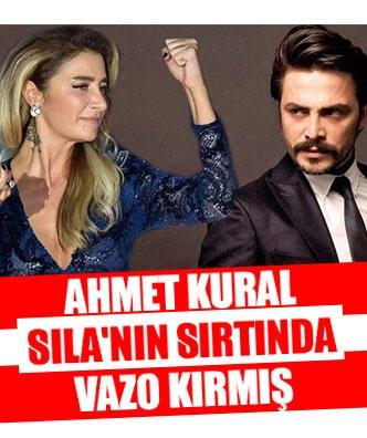 Ahmet Kural, Sıla'nın sırtında vazo kırmış
